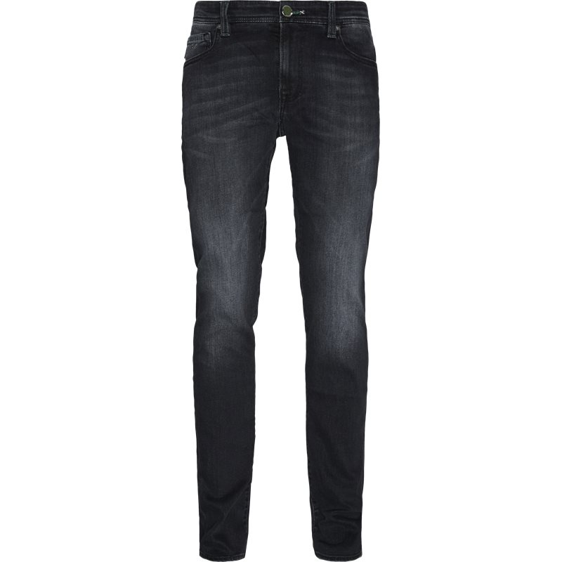 Image of   SARTORIA TRAMAROSSA Regular fit D446 LEONARDO ROLEX GRREN Jeans Dark Denim